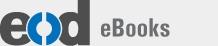 Logo služby EoD - elektronická kniha naobjednávku