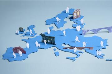 Dobudovanie hospodárskej a menovej únie v Európe