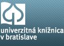 Logo Univerzitnej knižnice v Bratislave