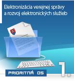 Elektronizácia verejnej správy a rozvoj elektronických služieb