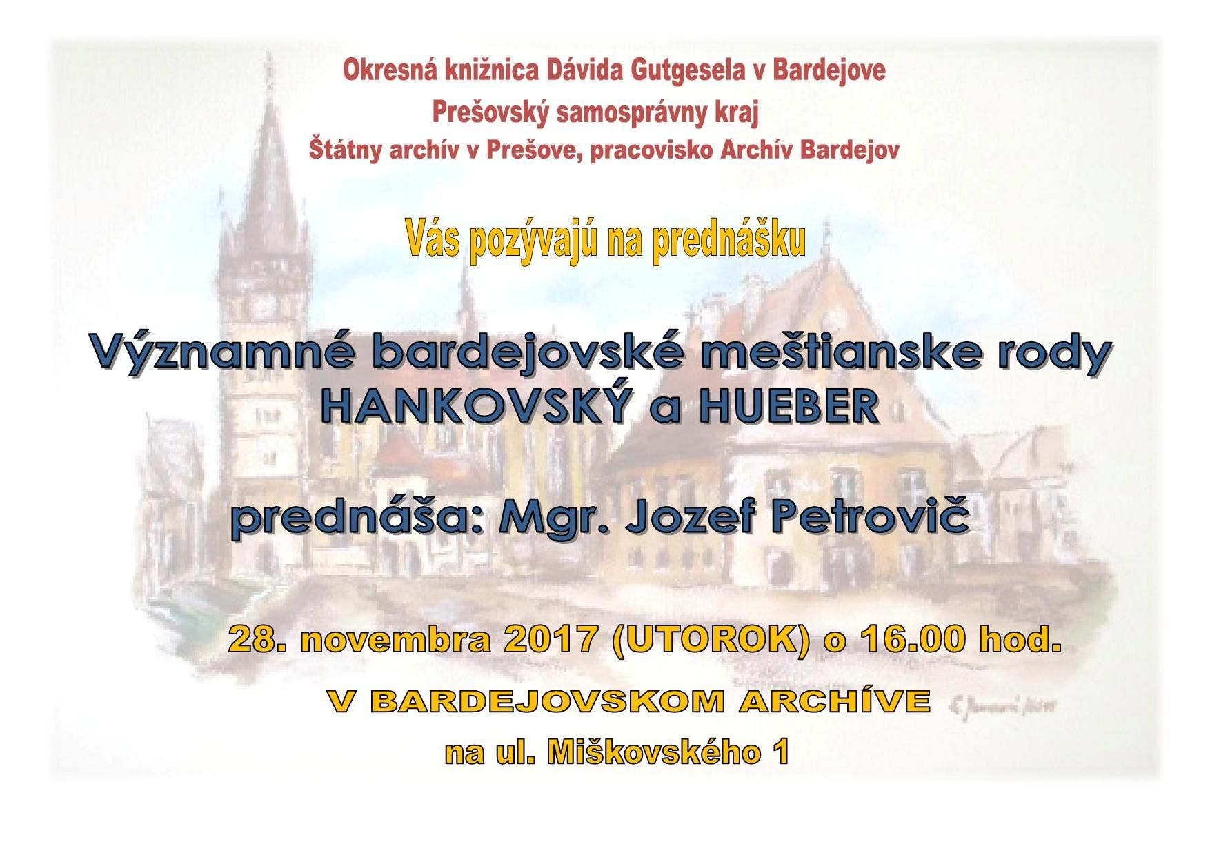 Hankovsky Hueber