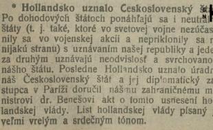 Slovenský týždenník z 19. augusta 1919, str. 2