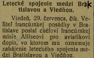 Slovenský východ, 31. júla 1919, str. 2